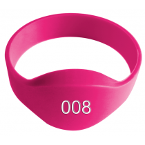 RFID Waterproof Watch SW165 RFID Silicone Wristband For Swimming Management