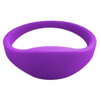 HF RFID SW492 Waterproof  Silicone Wristband Bracelet  For Swimming Poor