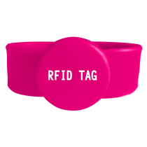 SW319 HF 13.56mhz  RFID  Wristband Tag FOR SWIMMING POOL
