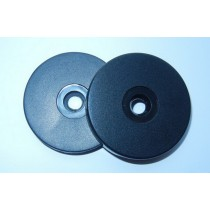 Dia: 40mm ABS RFID Token Tag, RFID Disc Tag, RFID Tag for patrol guard system, MF1 S50 Chip