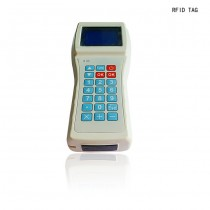 SR479 Handheld  Rfid NFC card Copier Reader Writer cloner with screen for Product Tracking Customer Service Management