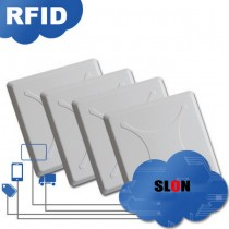 Hot Selling ABS Small RFID Antenna SA337 for Access Control