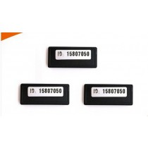 High Quality Battery Powered Active  ST553 RFID Tags For Asset Tracking/School Students' Management