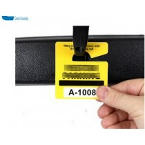 NFC MIFARE DESFire EV1 8K Big Internal Storage Custom-made RFID ST409 Airline Luggage Tags
