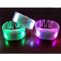 Access control Party Club Concert Music LED flashlight NFC SW817 festival wristbands for sale