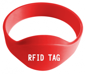 LF SLON RFID WATCH TAG RFID WRISTBAN  FOR SWIMMING MANAGEMENT