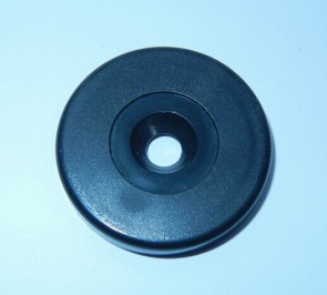 Dia 30mm Ultrglight Chip ABS RFID Tags,HF RFID Patrol Tag Free Shipping for access management