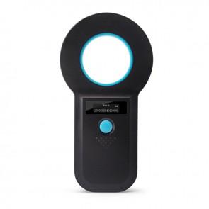 ISENVO 190i Pet Microchip Scanner Bluetooth 2.4G RFID EMID Microchip Reader Scanner 134.2Khz/125Khz Standard FDX-B ISO11784/ISO11785 Pet Chip ID Scanner