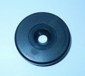 Dia 30mm TK4100 Chip ABS RFID Tags,LF RFID Patrol Tag Free Shipping