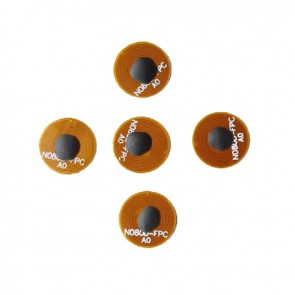 8MM Mini Bluetooth Pairing NFC Electronic Tag FPC Flexible High Frequency Mini RFID Asset Tag 213 Chip
