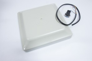 UHF RFID Card reader HOT SELE 8m long range,6M Int 8dbi Antenna RS232/RS485/Wiegand SR681 two-in-one Reader