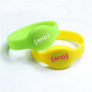 RFID Waterproof RFID Silicone wristband Bracelet watches IC card, a sauna, hand, hand bath, swim hand Fudan F08 chip