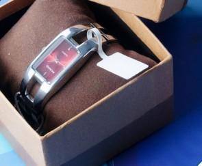 Custom printing & easy encoding anti-theft tag SJ392  for jewelry management