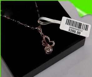 UHF RFID Jewelry tag /rfid jewelry tag SJ586 for tracking