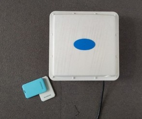 ISM Frequency Integrated SR881 rfid Reader-Writer