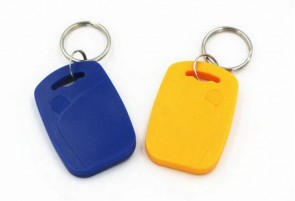 ST517 125KHz 13.56MHz NFC ABS Keyfob FOR loyalty & discount Cards, VIP membership