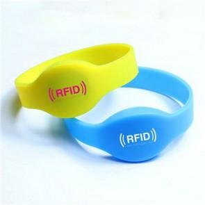 Waterproof RFID Silicone wristband Bracelet F08 chip